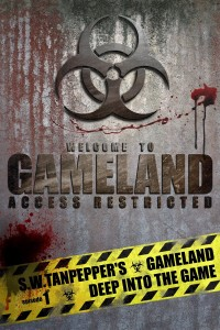 Gameland, Saul Tanpepper, zombies, post apocalypse, fantasy, horror, books