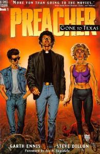Garth Ennis, Steve Dillon, graphic novel