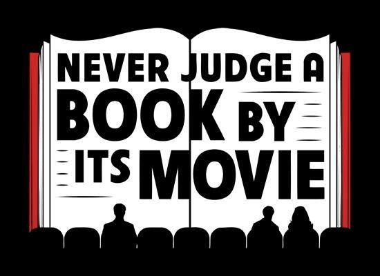 movies, books, films